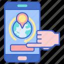 app, booking, mobile, smartphone