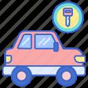 car, rental, transport, vehicle