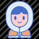 avatar, eskimo, people, winter