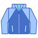 clothes, fleece, jacket, winter