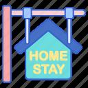 accommodation, building, homestay, hotel