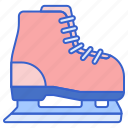 footwear, ice, shoes, skating