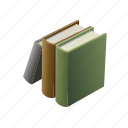 article, books, learn, spell, study, teacher, tome icon