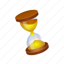 hourglass, pointer, sand, time, timer, waiting