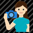 activity, lifestyle, photographer, photography, tourist, woman