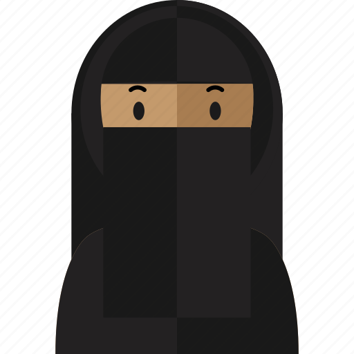 Avatar, east, middle, moslem, woman icon - Download on Iconfinder