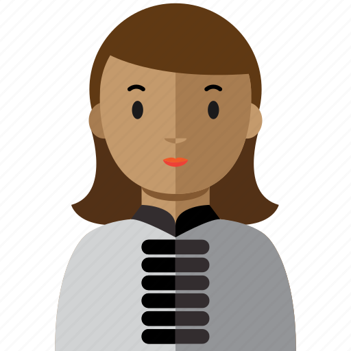 avatar, office, staff, woman, work icon