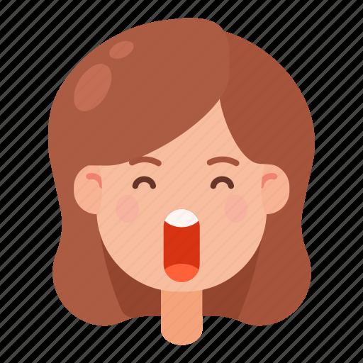 Emoticon, emotion, emotions, face, avatar, smile, emoji icon