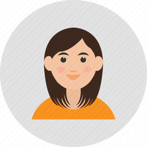 Girl, lady, office, woman icon - Download on Iconfinder
