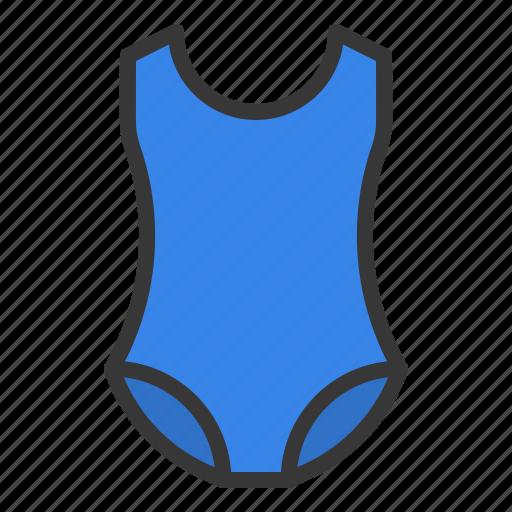 clothes, clothing, fashion, female, swimsuit, women, women's clothing icon