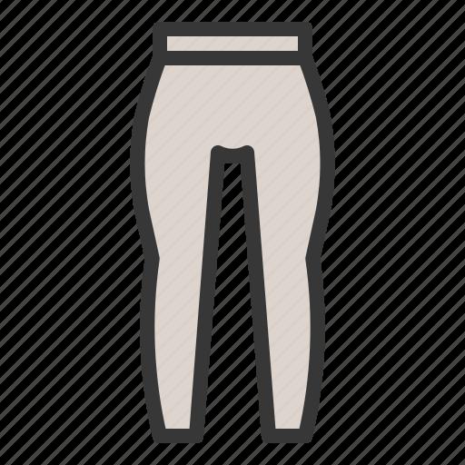 clothes, fashion, female, trouser, women, women's clothing icon
