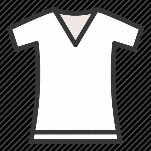 clothes, fashion, female, shirt, women, women's clothing icon