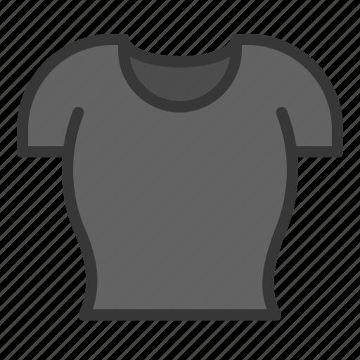 clothes, fashion, female, tunic, women, women's clothing icon