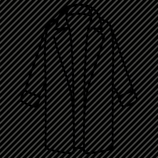 coat, down, fashion, jacket, turn, women, woolen icon