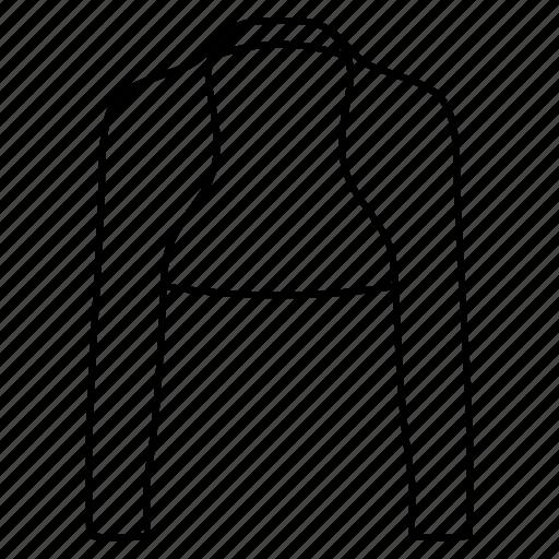 bolero, jacket, ladies, long, sleeve, womens icon