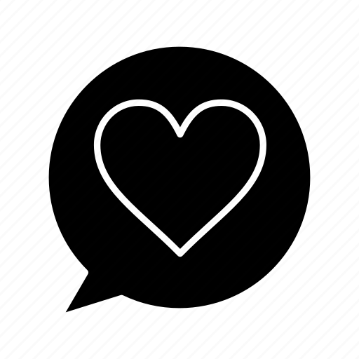 Chat, day, heart, love, women, womens icon - Download on Iconfinder