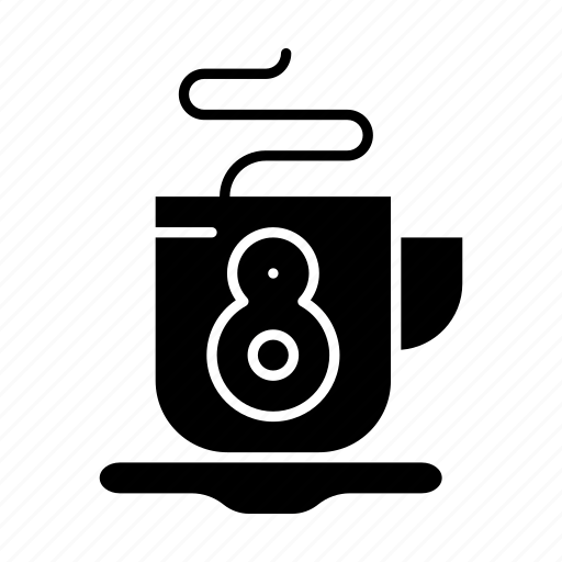 Coffee, day, hot, tea, women, womens icon - Download on Iconfinder