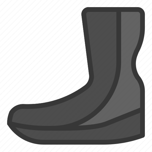 boot, fashion, footwear, shoes, woman icon