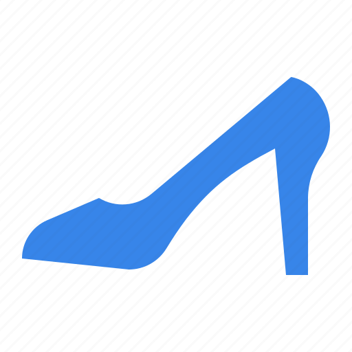 fashion, footwear, high heels, shoe, woman icon