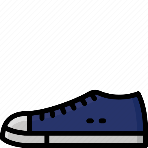 Clothing, colour, trainers, womens icon - Download on Iconfinder