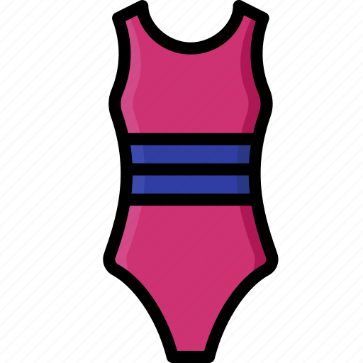 clothing, colour, costume, swimming, womens icon