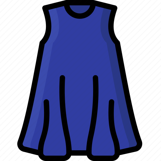 clothing, colour, dress, tent, womens icon