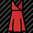 clothing, colour, dress, empire, womens