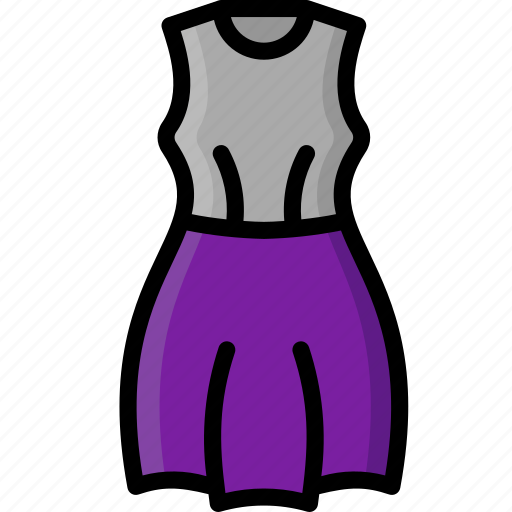 clothing, colour, dress, poof, womens icon