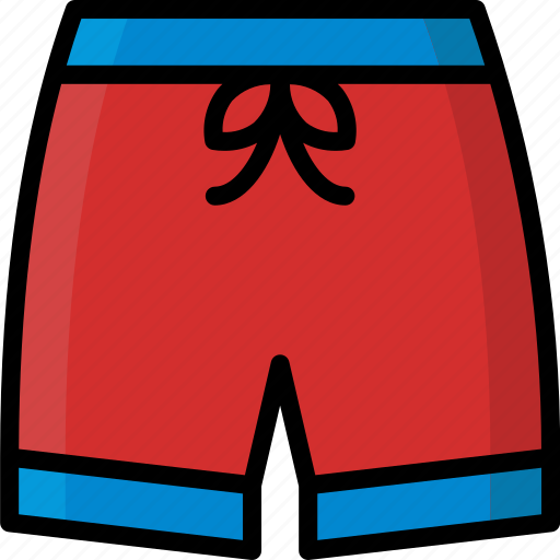 clothing, colour, shorts, womens icon