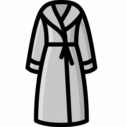 clothing, colour, dressing, gown, womens icon
