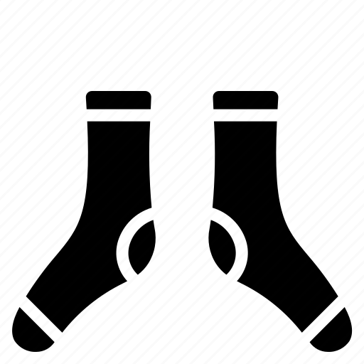 Clothing, socks, solid, womens icon - Download on Iconfinder