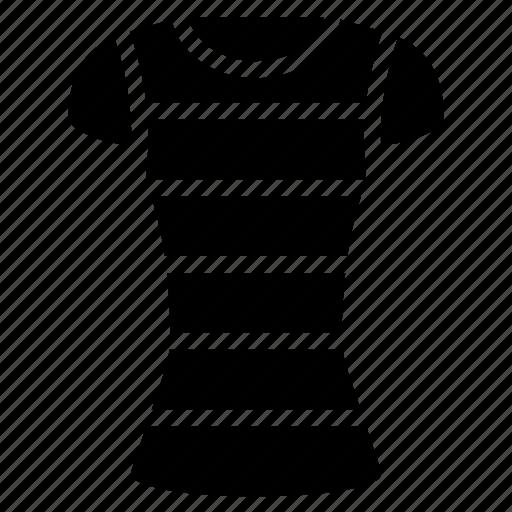 clothing, shirt, solid, stripy, womens icon