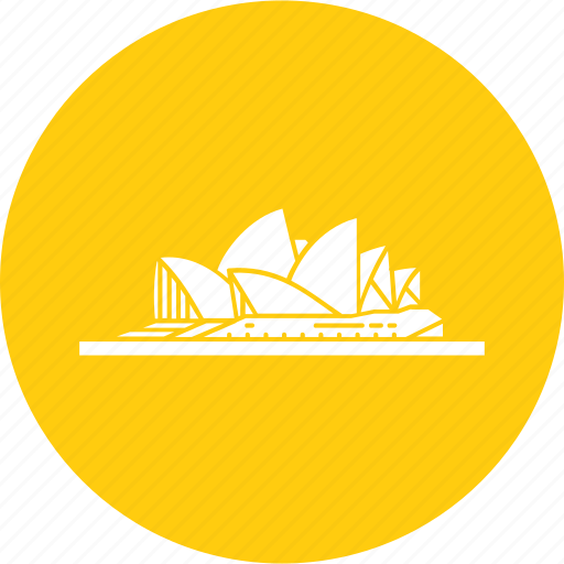 austrailia, house, opera, seven, sydney, wonders, world icon