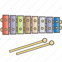cymbal, instrument, instruments, kindergarten, melody, music, musical icon