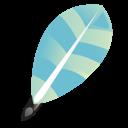 feather, write
