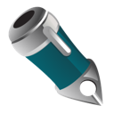 foundation, pen icon