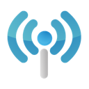 free wi-fi, gprs, radio, signal, wi-fi, wifi, wireless icon