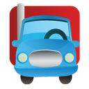 Lorry, transport, transportation, truck, vehicle icon - Free download