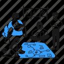 team, brainstorming, brainstorm, teamwork, work, idea, solution icon