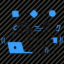 workflow, work, steps, tasks, process, call, talk