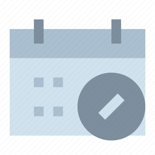 appointment, calendar, date, edit, schedule icon