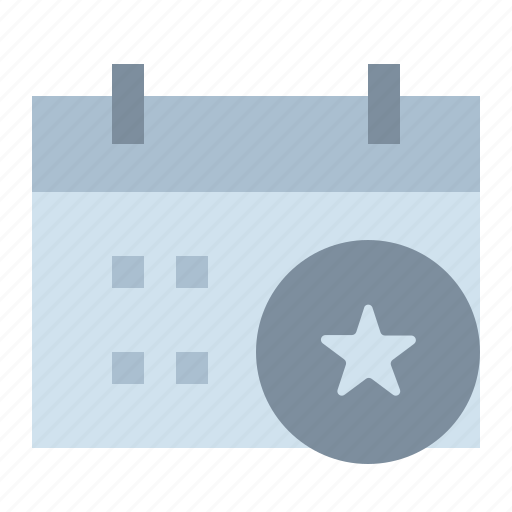 appointment, calendar, date, favorite, schedule icon