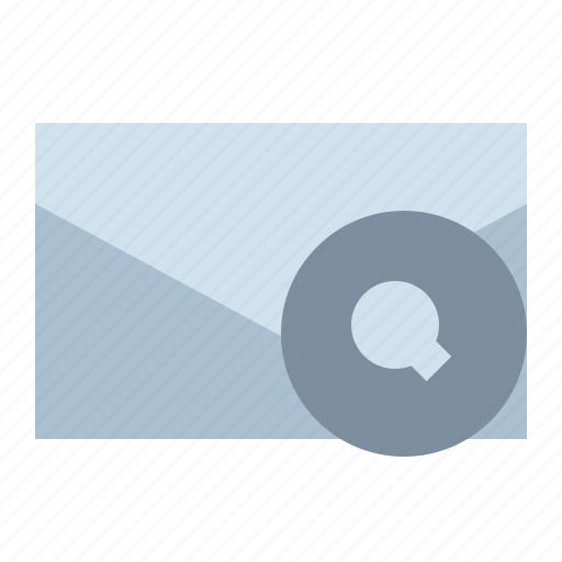 Email, letter, mail, search icon - Download on Iconfinder
