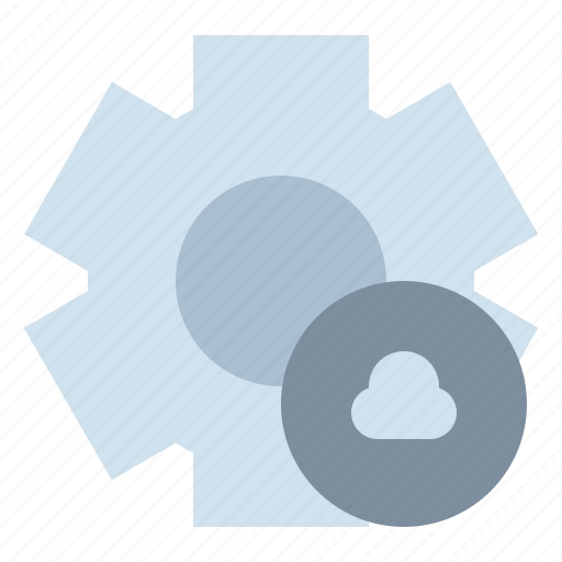 clock, cloud, date, hourglass, setting, time icon