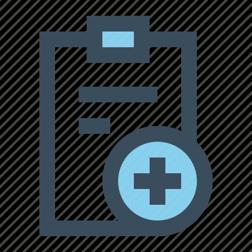 add, checklist, new, note, task icon