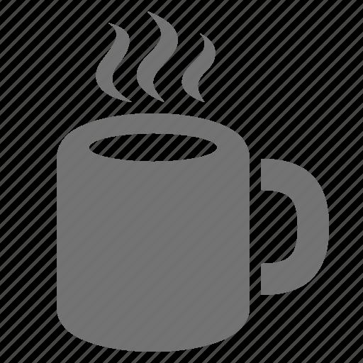 Tee Mug Icon | Line Iconset | IconsMind