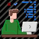 computer, development, programmer, programming, software icon