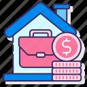 based, business, finance, home
