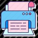 paper, print, printer, printing