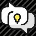 idea, message